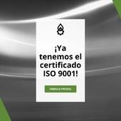 Hoy compartimos una noticia que nos hace muy felices😃 . Hemos conseguido la certificación ISO para la comercialización del equipamiento que nosotros mismos fabricamos🎉. ¡Gracias a todos los que confían sus proyectos a Prodel! . . . #Prodel #ProdelAgricola #ISO #fabrica #fabricantes #fábricaInox #inoxidable