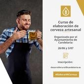 ¡GRACIAS! 😃El Ayuntamiento de #Candelaria ha contado con nosotros en su programa anual de actividades agrícolas👩🌾. . Estaremos impartiendo un taller de elaboración de cerveza artesanal 🍻 durante dos días. ¿Te animas a participar? ¡Toma nota de los detalles!: 📅Fechas del curso: 26/06 y el 3/07 📩Reserva tu plaza en el correo: desarrollorural@candelaria.es Más info👉LINK EN BIO  ¡Te esperamos!  . . . #homebrewer #cursodecerveza #cervezaartesanal #tenerife #desarrollorural #aytocandelaria #homebrew #Elaborarmicerveza