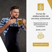Hoy impartimos un nuevo taller de elaboración de cerveza artesanal 🍻.Gracias de nuevo al Ayuntamiento de #Candelaria por haber contado con nosotros en su programa anual de actividades agrícolas👩🌾. . ¡Esperemos que disfruten mucho!😃 . . . #homebrewer #cerveza #elaborarmicerveza #homebrewe #cervezaartesanal #cerveceroscaseros