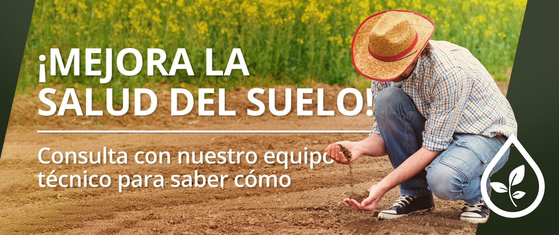Mejora la salud de tu suelo